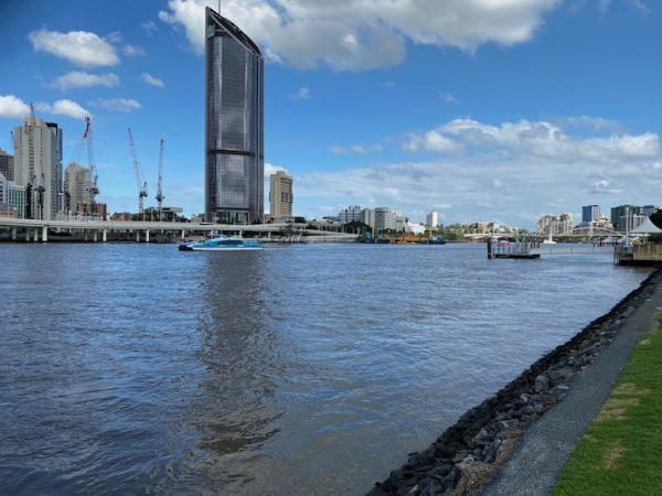 Southbank Green - South Brisbane
