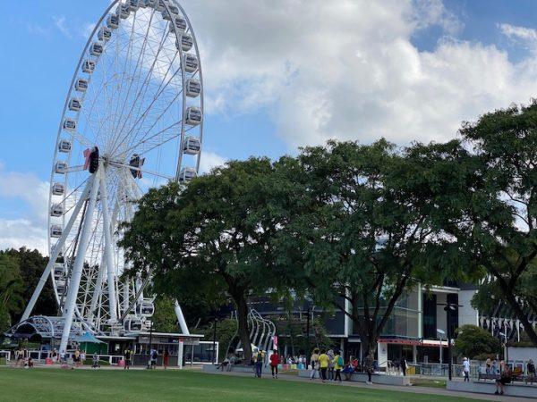 Southbank Wheel - Brisbane