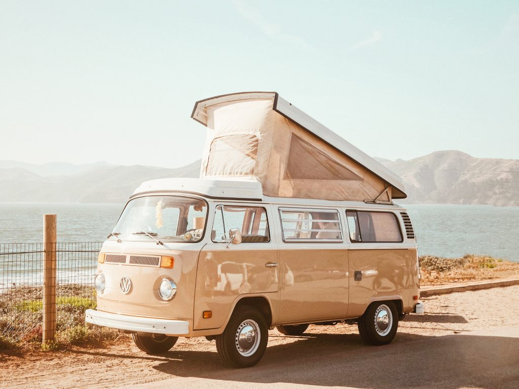 Hire a campervan to explore Cairns